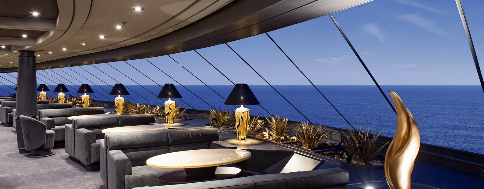 Scopri il lusso di MSC Yacht Club