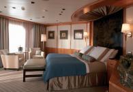 Penthouse Suite con balcone sul mare