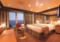 Samsara Suite con balcone sul mare