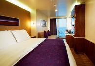 Mini suite SPA con balcone sul mare