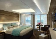 The Haven Deluxe Spa Suite con Balcone sul mare