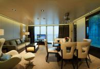 THE HAVEN DELUXE OWNER'S SUITE CON GRAN BALCONE sul mare