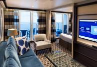 Gran Suite con balcone sul mare