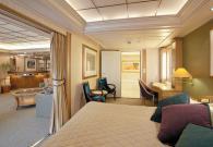 Royal Suite con balcone sul mare