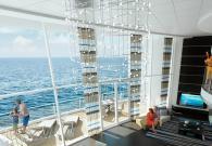 Royal Loft Suite con gran balcone & jacuzzi sul mare