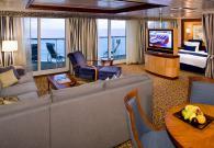 Owner Suite con balcone sul mare