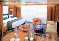 Grand Suite con balcone sul mare