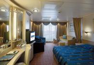 Junior Suite con balcone sul mare