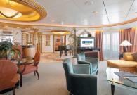 Royal Suite con gran balcone sul mare