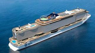 Nave: MSC Seaside