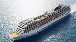 Nave: MSC Magnifica