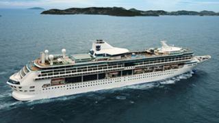 Nave: Splendour of the Seas